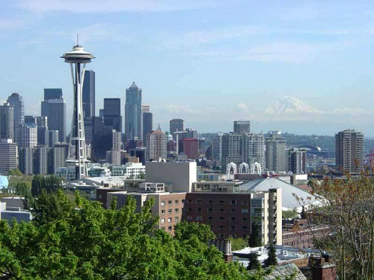 Seattle, Washington-Best Cities For Young Couples