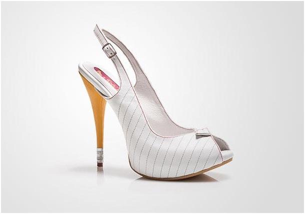 Write Heels-Crazy Yet Creative High Heel Designs By Kobi Levi