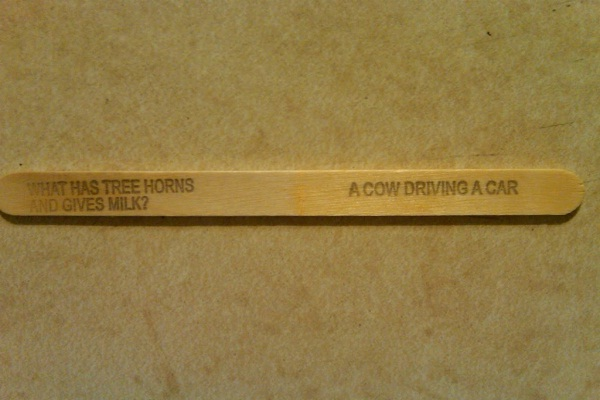 The cow-12 Funniest Popsicle Stick Jokes That Will Make You Lol