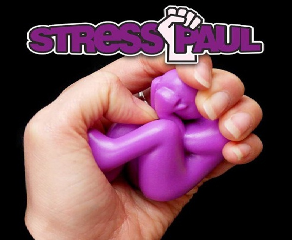 Poor Paul-Coolest Stress Balls