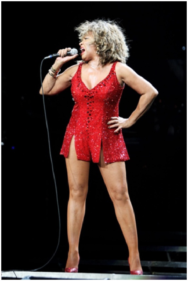 Tina Turner's Legs-Celebrity Body Parts Insured For Millions