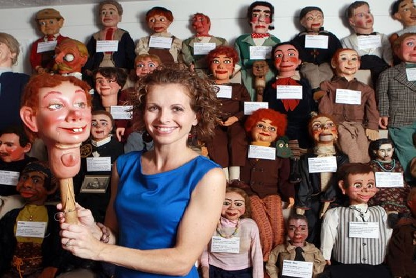 Ventriloquist museum-World's Most Frightening Museums