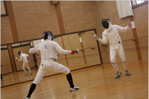 Fencing-Sports Which Are Boring To Watch