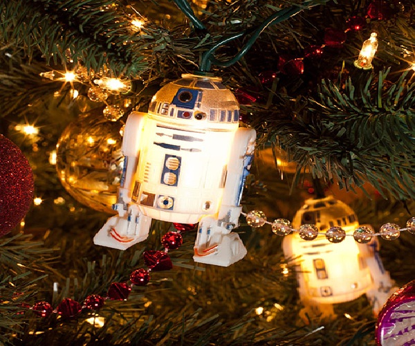 Star Wars-Geeky Christmas Decorations