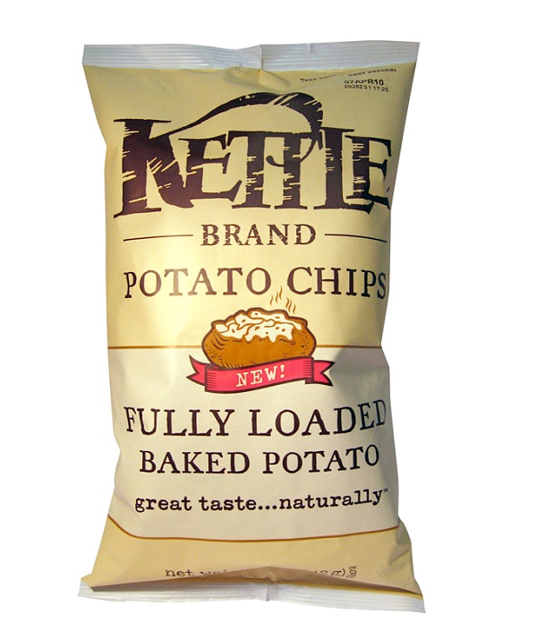 Kettle Brand Potato Chips-Best Chips In The World