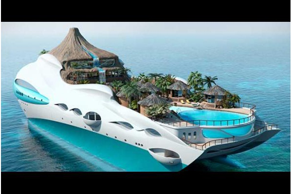 Volcano-Most Amazing Yachts