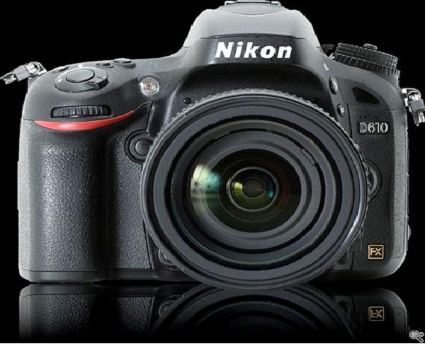 Nikon D610-Best DSLR Cameras To Buy