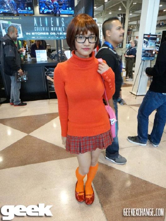 Velma Dinkley-24 Best Scooby Doo Cosplays Ever