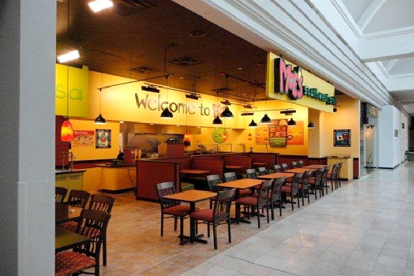 Moe's Southwest Grill-Top Fast Food Restaurants In The World
