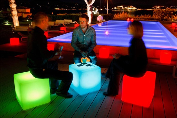 Chairs-Coolest LED Products