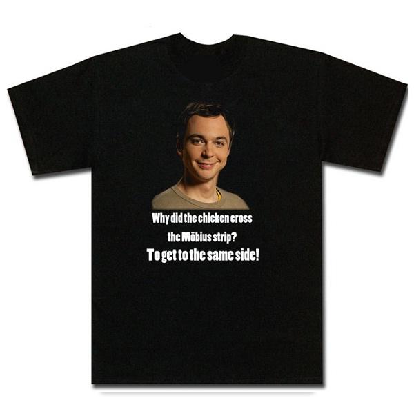 Sheldon Joke-Best Sheldon Cooper T-shirts