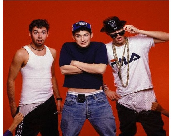 Beastie Boys-Things You Didn't Know About Eminem