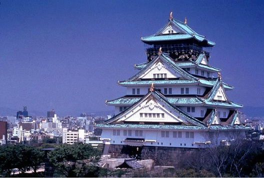Osaka Castle - Japan-Most Beautiful Castles Around The World