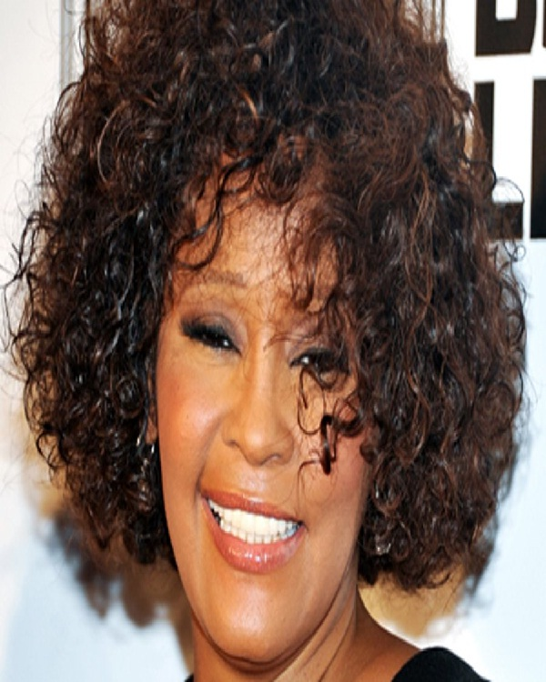Whitney Houston 1963-2012-Celebrities Who Died Early
