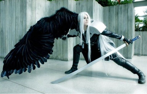 Sephiroth-Best Cosplays By Girls