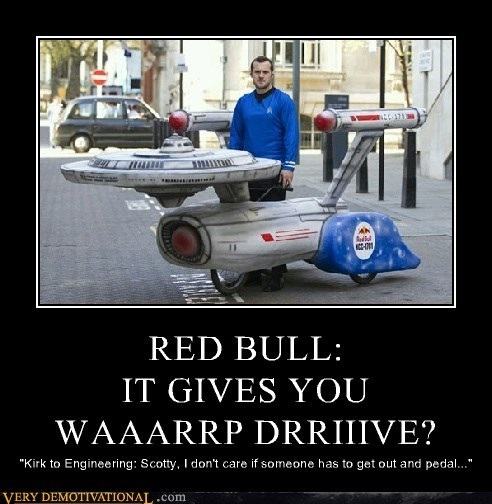 Taking it too far-Best Red Bull Memes