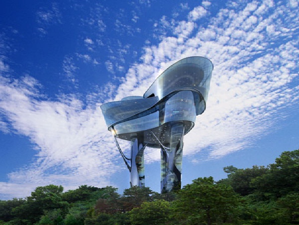 Daewon Park-Most Amazing Observation Towers