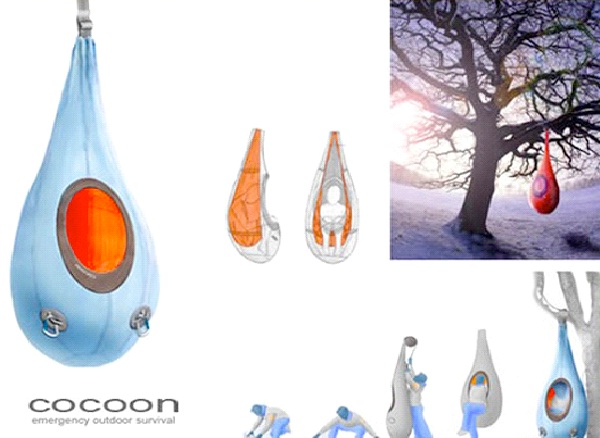 Cocoon-Weirdest Sleeping Bags
