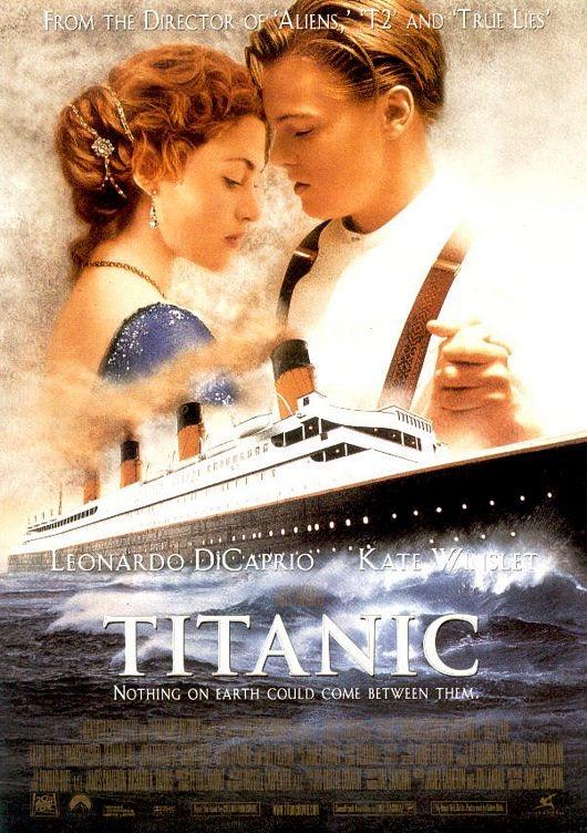 Titanic-Highest Revenue Generating Movies Ever