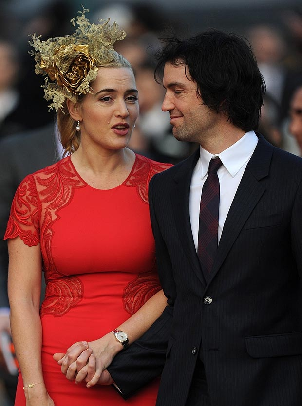 Kate Winslet-Celebrities Who Married Secretly