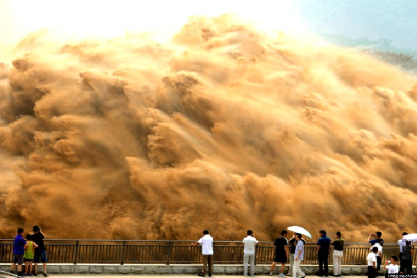 Yellow River- 3395 Miles-Longest Rivers In The World