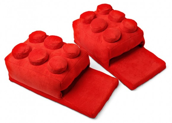 LEGO bricks-12 Craziest Slippers You'll Ever See