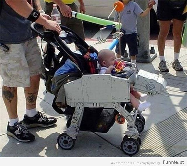 The best buggy cover ever-Epic Parenting Wins