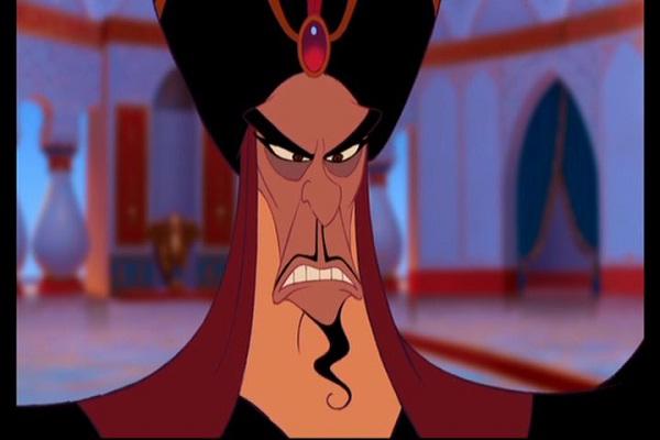 Jafar-Best Disney Villains