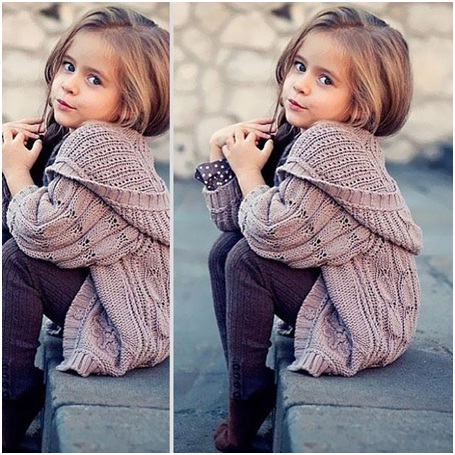 Supermodel Ready!-12 Most Photogenic Kids