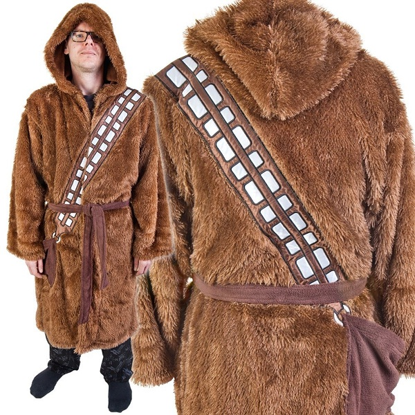 Chewbacca-Amazing Geeky Robes