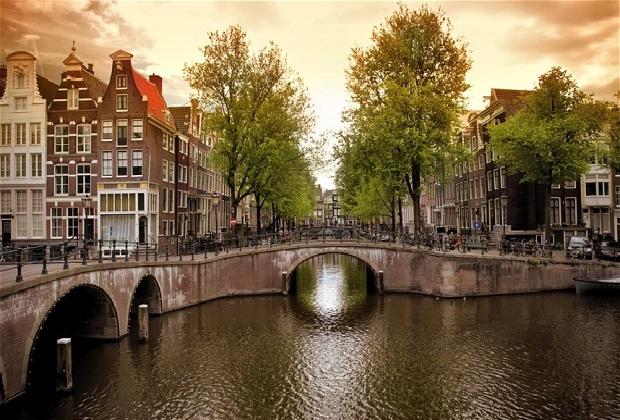 Amsterdam-Best Holiday Destinations