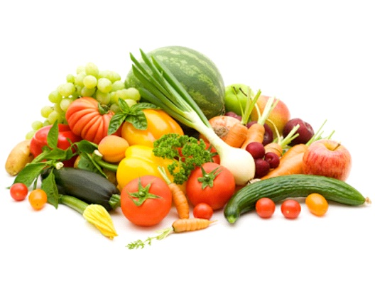 Fresh Vegetables-Foods Without Gluten