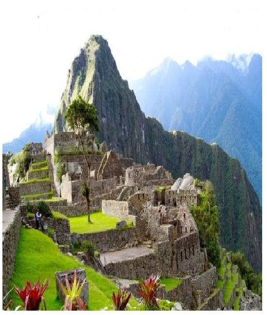 Machu Picchu-Most Abandoned Places In The World
