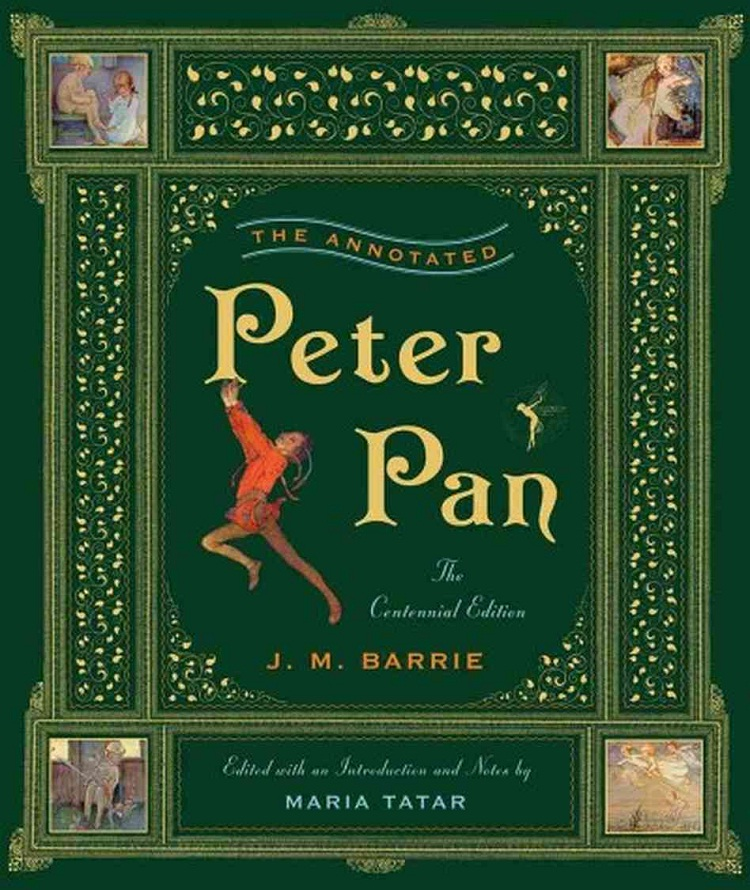 Peter Pan-Unusual Facts About Famous Books And Authors