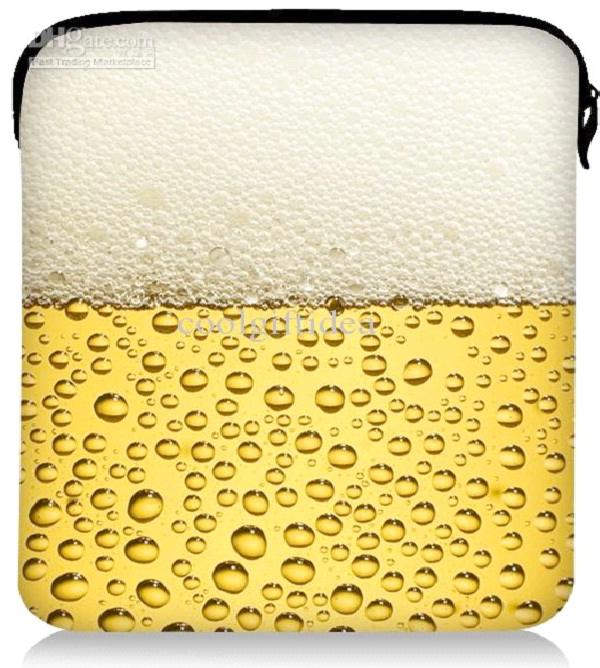 Beer Head-Coolest Laptop Sleeves And Bags