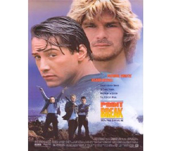 Point Break-Best Action Movies Of All Time