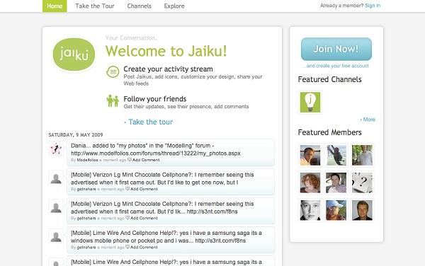 Jaiku-Most Stupid Google Acquisitions Ever