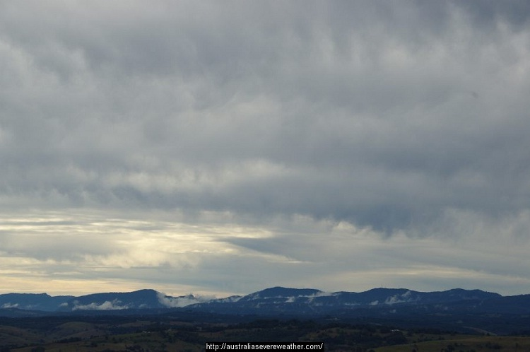 Altostratus-Different Types Of Clouds