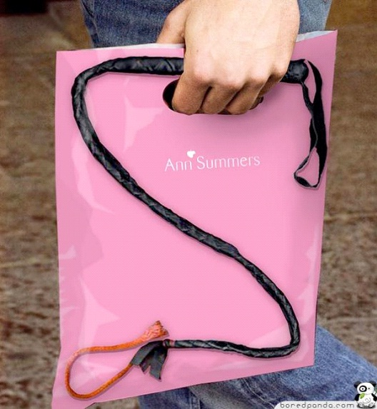 Ann Summers-24 Most Creative Bag Ads