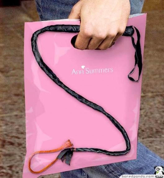Ann Summers-24 Most Creative Bag Ads