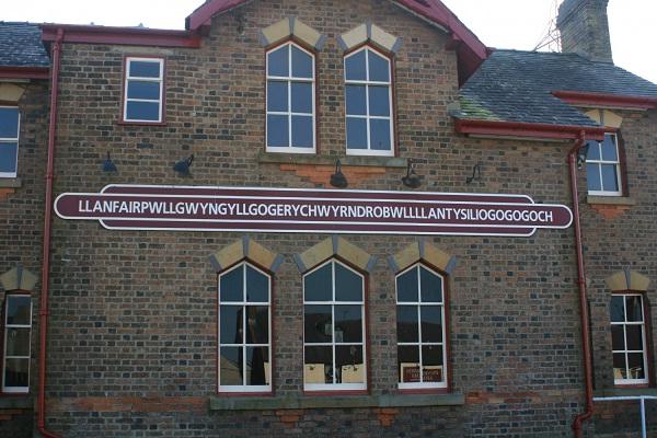 Llanfairpwllgwyngyllgogerychwyrndrobwllllantysiliogogogoch-12 Longest Place Names In The World