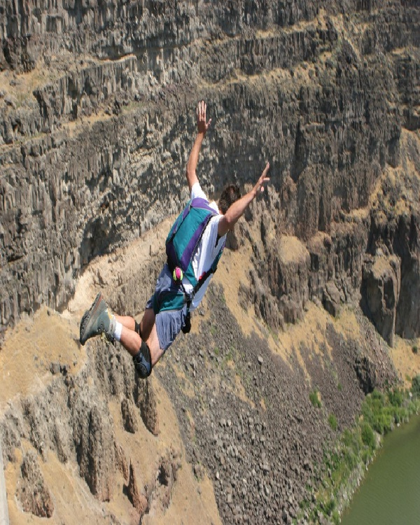 Base Jumping-Most Dangerous Sports In The World