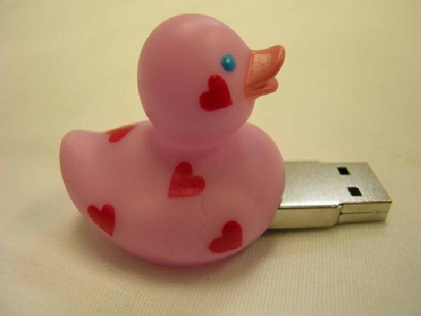 Duck-Weird Pen Drives