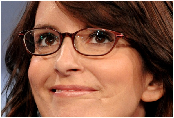 tina fey facials jizzed on