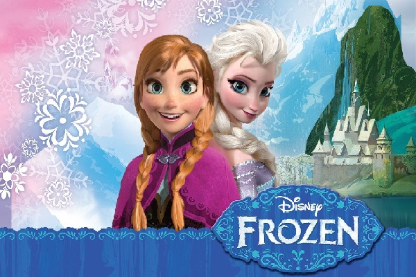 Frozen-Upcoming Disney Pixar Movies