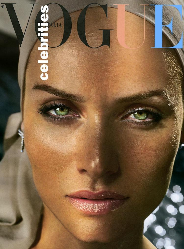 Amber Valletta-Leonardo Di Caprio's Girlfriends