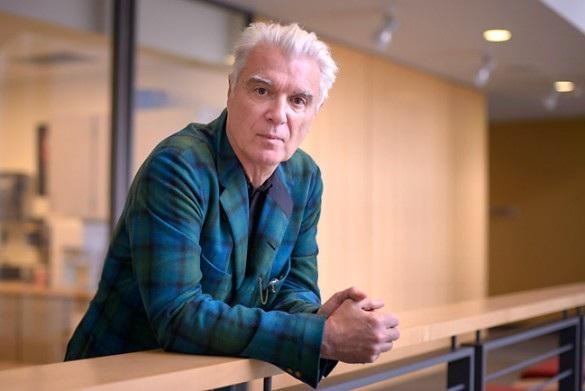 David Byrne-Musicians You Didn't Know Won Oscars