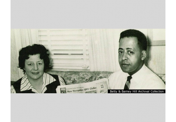 The Abduction of Betty and Barney Hill-Strange And Plausible UFO Sightings