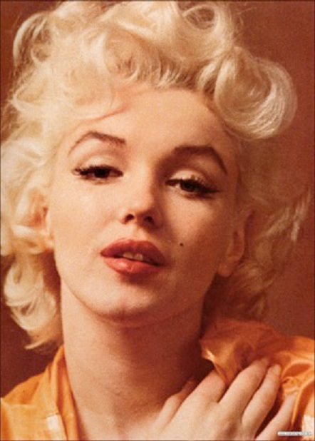 So Keep Your Head High, Keep Your Chin Up-Marilyn Monroe Quotes