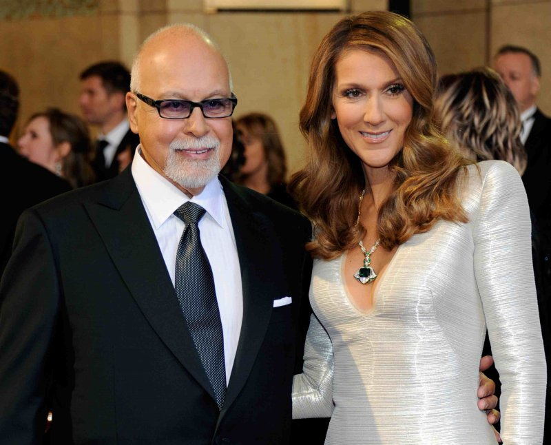 Celine Dion and Rene Angelil-15 Celebrity Couples With Unbelievably Big Age Gaps